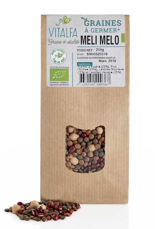 Meli Melo à germer